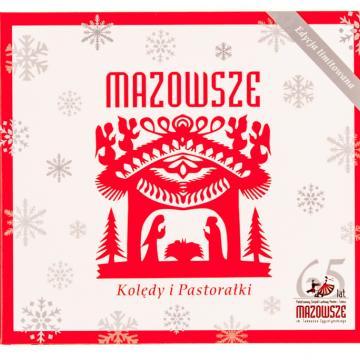 """Płyta Mazowsze - """"Kolędy i pastorałki"""""""