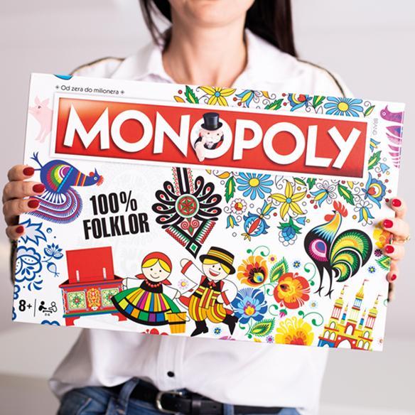 Monopoly wersja folkowa