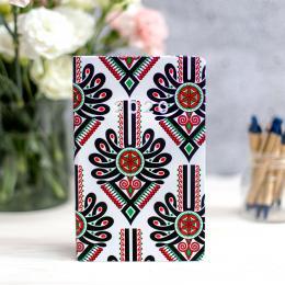 Kalendarz książkowy FOLK 2020 - tygodniowy - parzenica