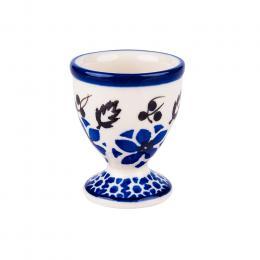 Jajecznik - ceramika Bolesławiec - polne kwiaty