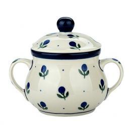 Cukiernica z uszami - ceramika Bolesławiec - jagódki