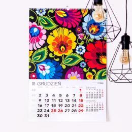 Folklowy kalendarz edycja limitowana 366+