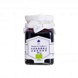 Konfitura EKO - z czarnej jagody