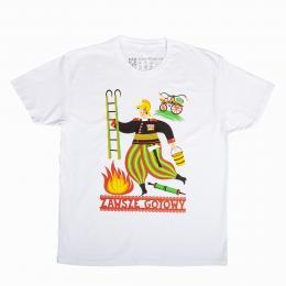 Koszulka męska - Strażak