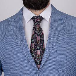 Krawat - parzenica
