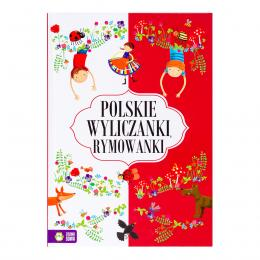 """Książka """"Polskie wyliczanki rymowanki"""""""