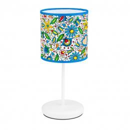 Lampa stojąca FOLK - mała - kaszubska
