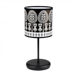 Lampa stojąca FOLK - mała - kurpiowska
