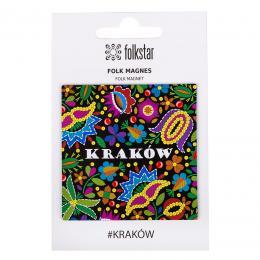 Magnes kwadratowy - krakowski KRAKÓW