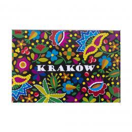 Magnes na lodówkę wypukły - krakowski