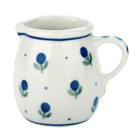 Miniaturowy dzbanuszek - ceramika Bolesławiec - jagódki