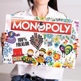 Monopoly FOLK - edycja limitowana