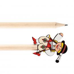 Ołówek drewniany FOLK - Góral