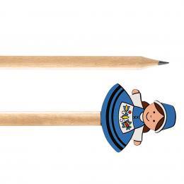 Ołówek drewniany FOLK - Kaszubka