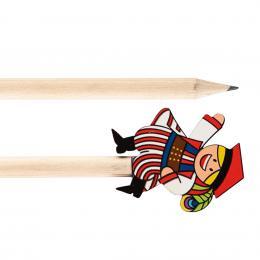 Ołówek drewniany FOLK - Krakowiak