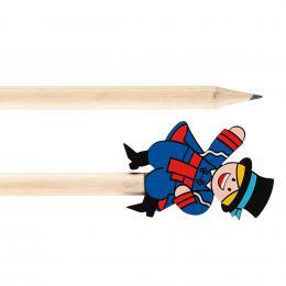 Ołówek drewniany FOLK - Kujawiak