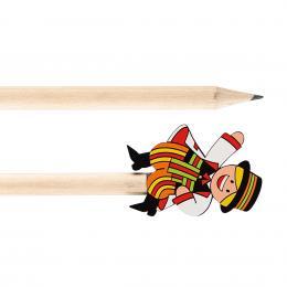 Ołówek drewniany FOLK - Łowiczak