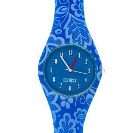 FOLK silikonowy zegarek damski na rękę - wzór kujawski