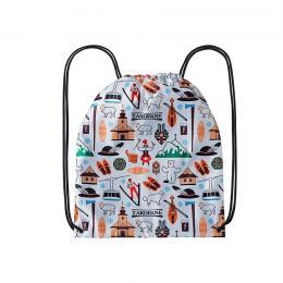 Worek, plecak sportowy - ZAKOPANE symbole
