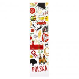 Zakładka do książki - POLSKA symbole