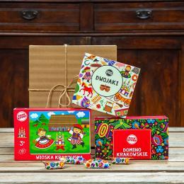 Zestaw prezentowy dla dziecioka - krakowski