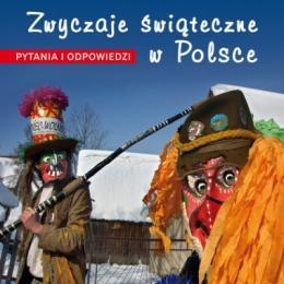 """Książka """"Zwyczaje świąteczne w Polsce. Pytania"""""""